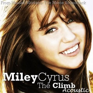 Climb Lyrics Miley Cyrus on The Climb Lyrics By Miley Cyrus